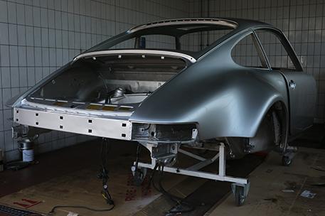 Porsche Rahmen